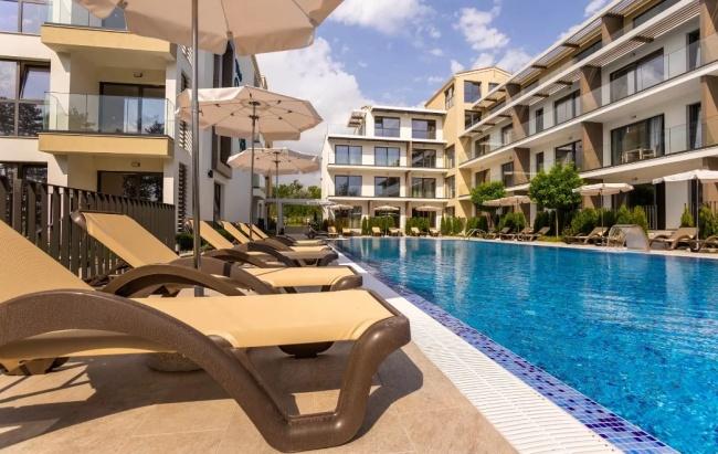 Apartament cu trei camere la mare in Bulgaria