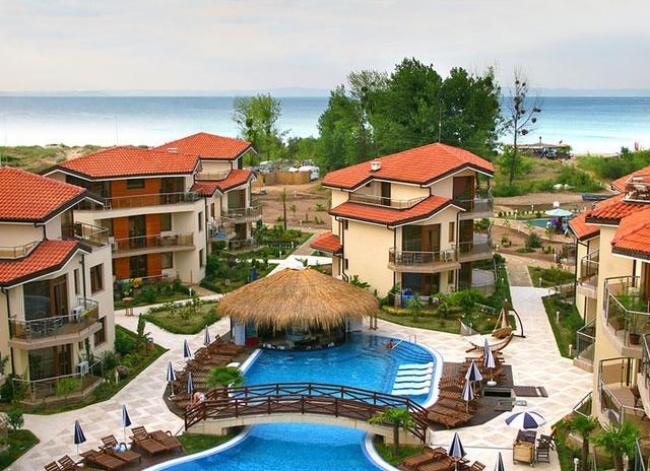 Apartamente langa plaja in Sozopol