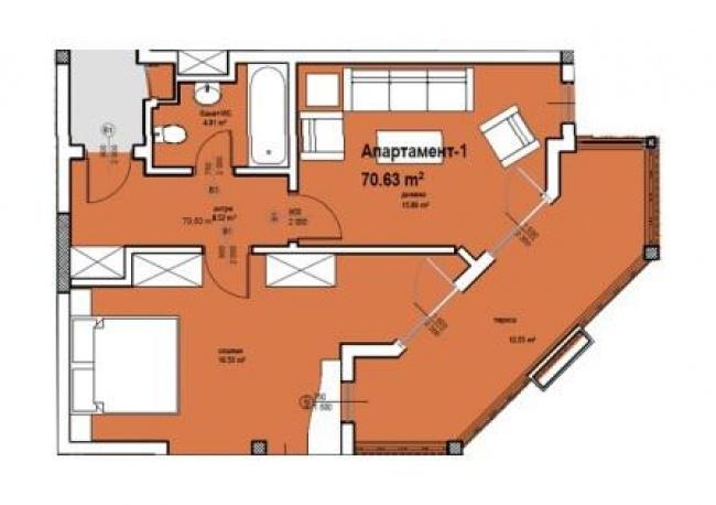 Hotel de vanzare in Sf. Constantin si Elena