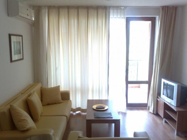 Apartament mobilat cu un dormitor in Sunny Beach