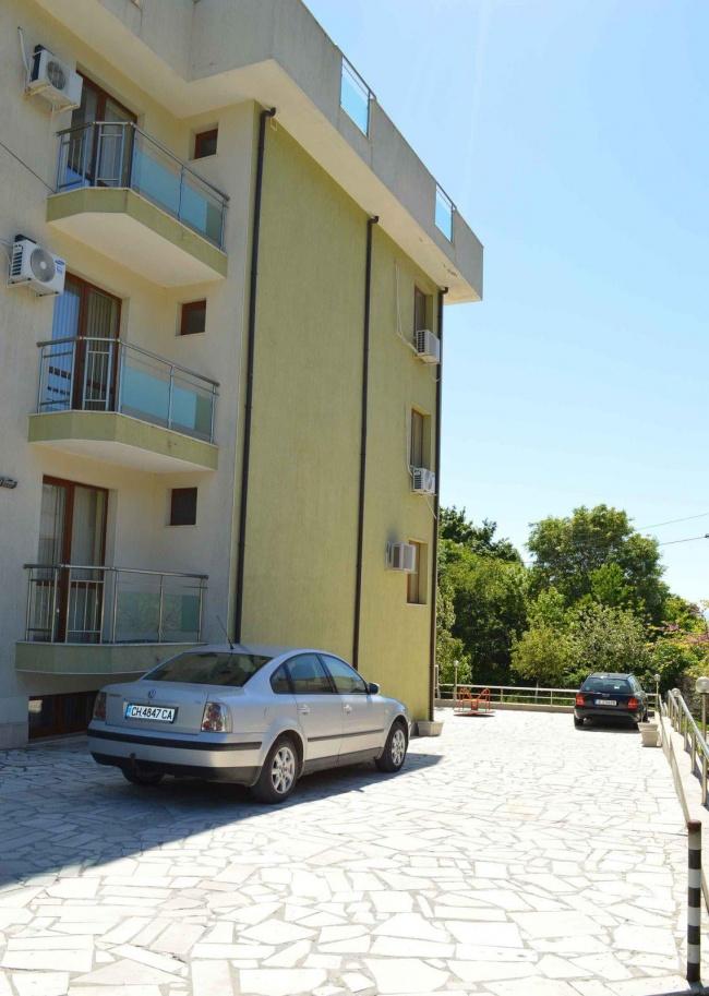 Apartament cu vedere la mare langa plaja Bulgaria Laguna Alba Balcic