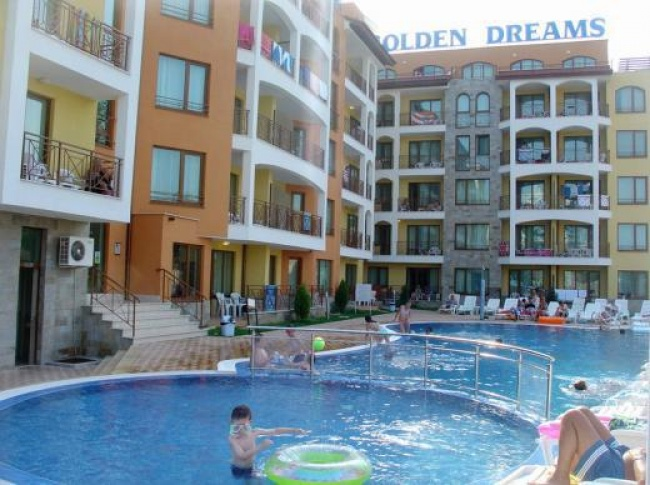 Apartamente in centrul statiunii Sunny Beach