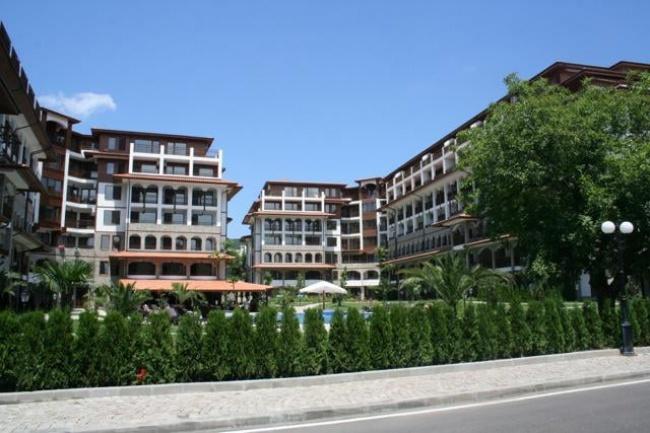 Apartamente langa plaja - complex Olymp, Sf. Vlas