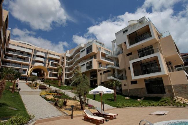 Apartamente de lux in prima linie in Sv. Vlas