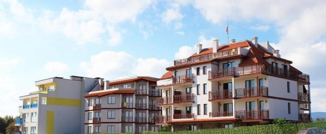 Apartamente in Lozenets aproape de plaja