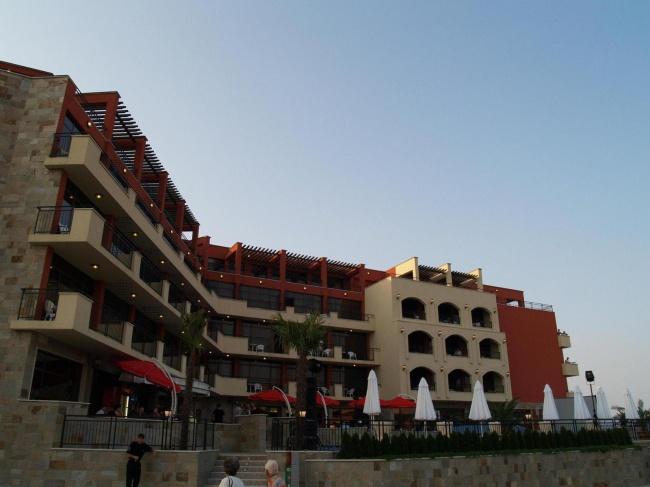 Locuinte de vanzare in complexul Nobel in Sunny Beach