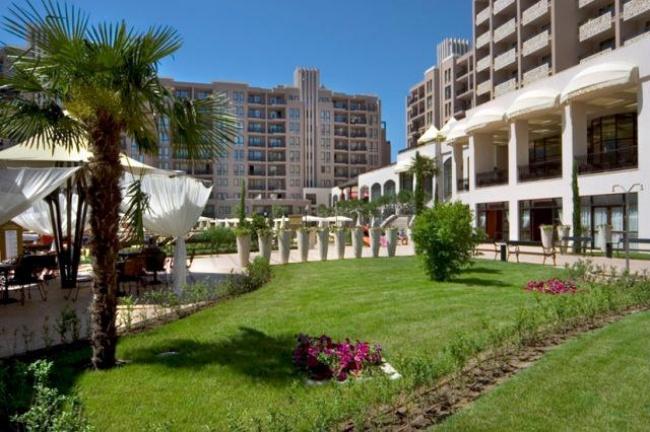 Royal Beach - apartamente de lux in Sunny Beach