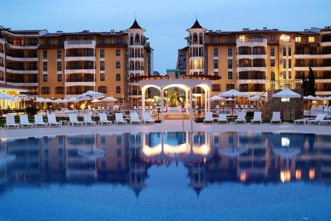 Royal Sun - apartamente de lux de vanzare in Sunny Beach
