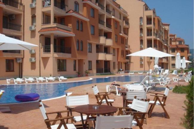 Apartamente cu doua camere in Sunny Beach