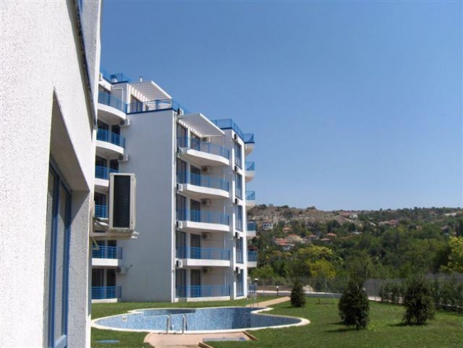 Apartamente langa Gradina Botanica in Balchik