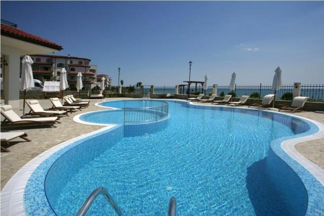 Apartamente la mare Bulgaria