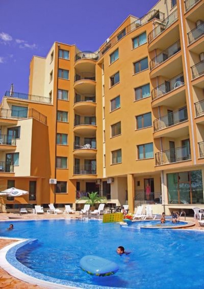 Apartament spatios in Sunny Beach