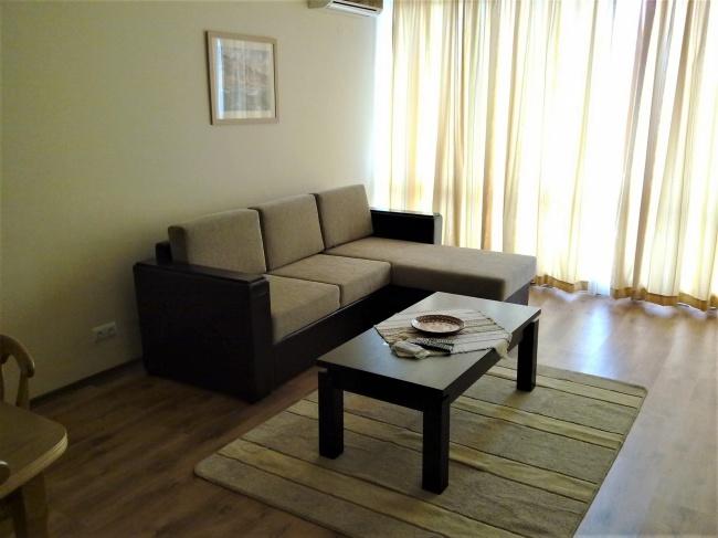 Apartament cu vedere la mare in Balchik