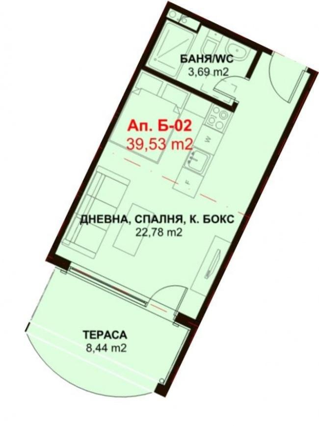 Apartamente de vanzare in Nessebar