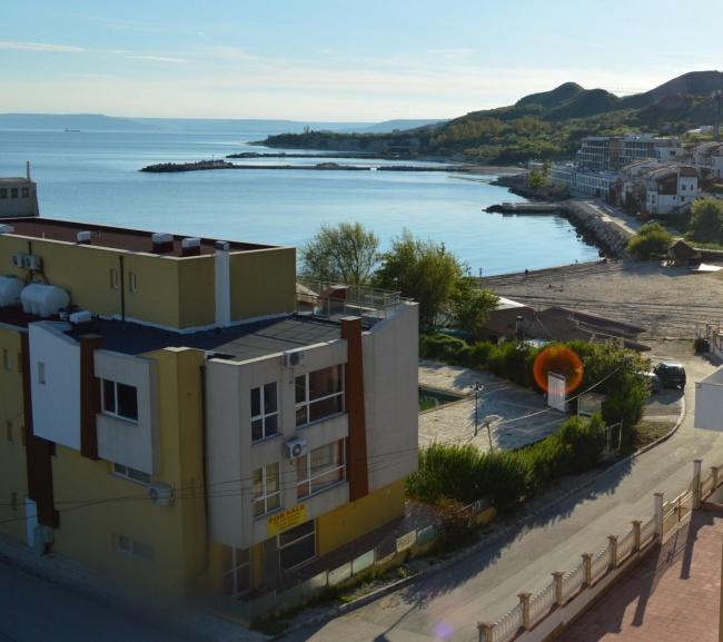 Teren langa plaja de vanzare intre Balcic si Kavarna