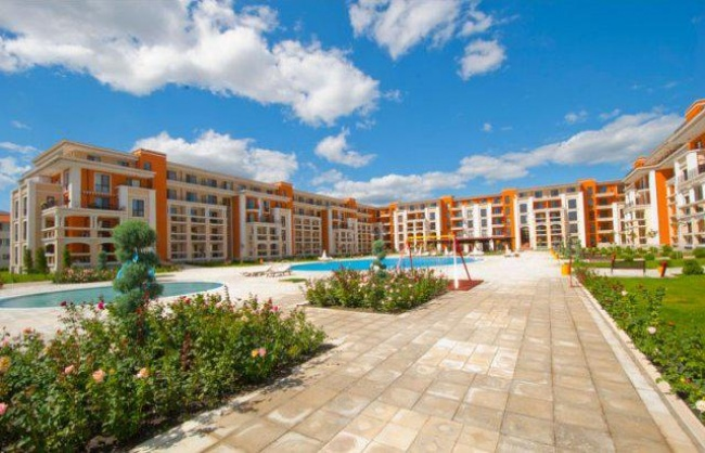 Vanzare apartamente la plaja in Bulgaria