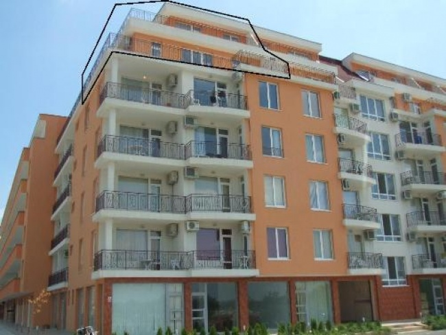Apartament mare in Sunny Beach la super pret