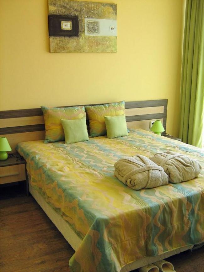 Apartamente mobilate cu vedere la mare langa Balchik si Kavarna