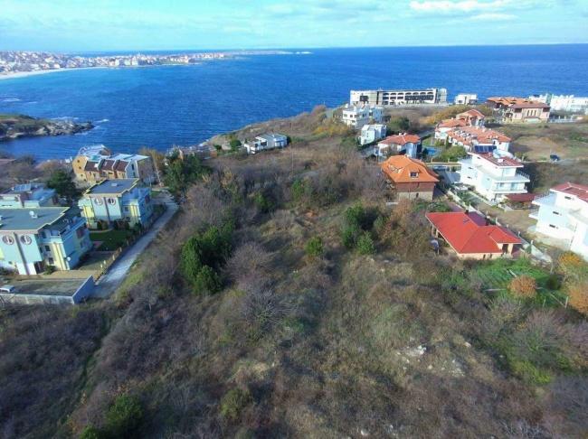 Teren de constructie pentru hotel sau complex de apartamente in Sozopol