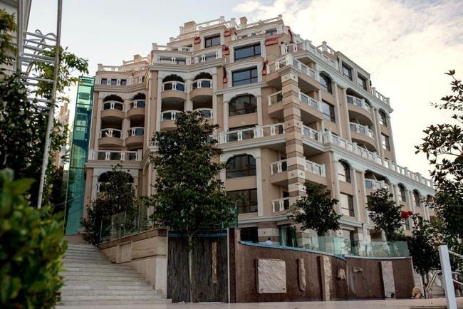 Apartamente de lux la plaja langa Varna