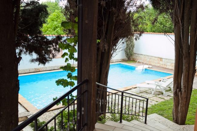 Casa langa Albena si plaja