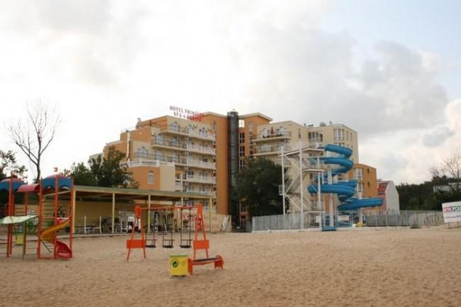 Apartamente la plaja in Kiten
