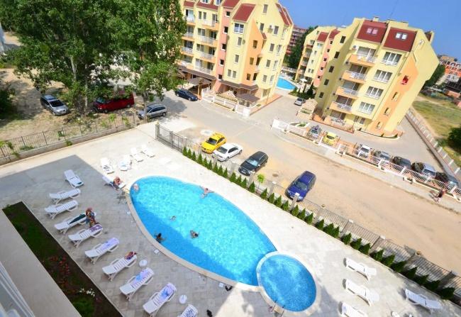 Studio ieftin la mare Bulgaria
