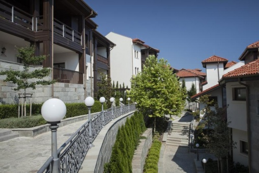 Apartament in Thracian Cliffs Golf Club