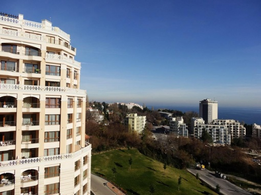 Apartament mobilat cu vedere la mare Nisipuri de Aur