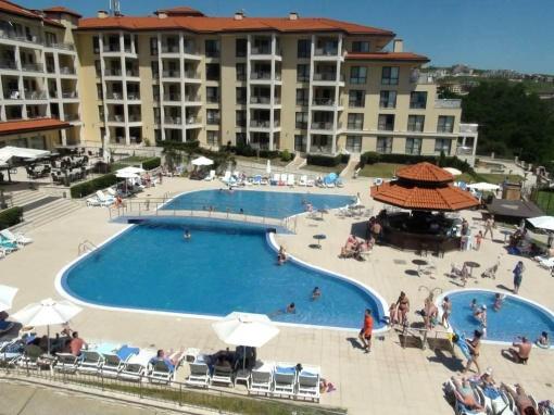 Apartament cu vedere la mare in Bulgaria
