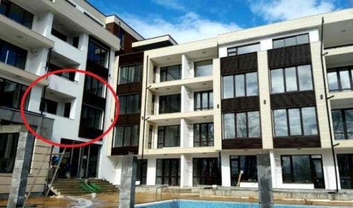 Apartament cu doua camere in prima linie - Primorsko