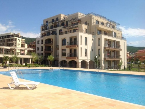 Apartament cu un dormitor in complex nou Sf. Vlas
