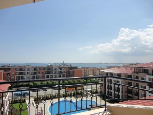 Apartament cu vedere la mare in Bulgaria - Sf. Vlas