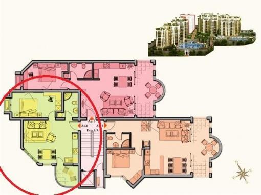 Apartament langa Gradina Botanica in Balchik