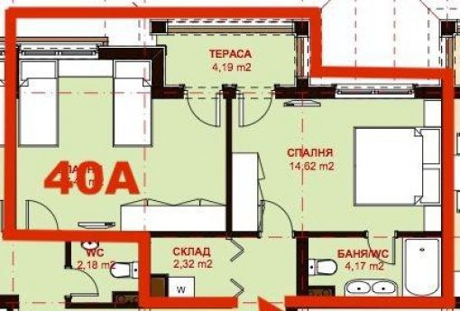 Apartament mobilat in Olimp Sf. Vlas