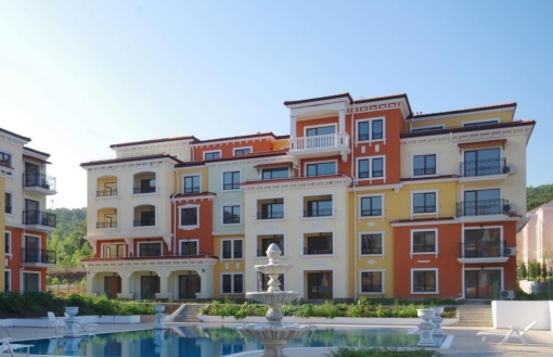 Apartamente langa plaja Sozopol