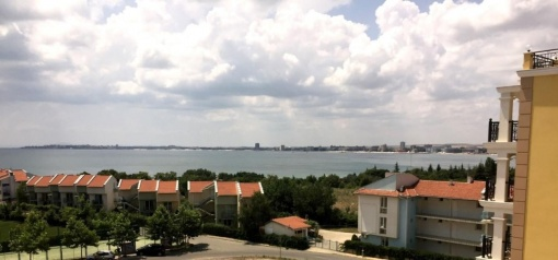 Apartament nou cu vedere la mare in Sf. Vlas