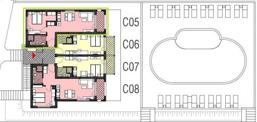 Apartament cu doua camere langa Albena