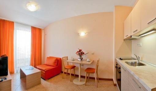 Apartament cu 2 camere in Sunny Beach