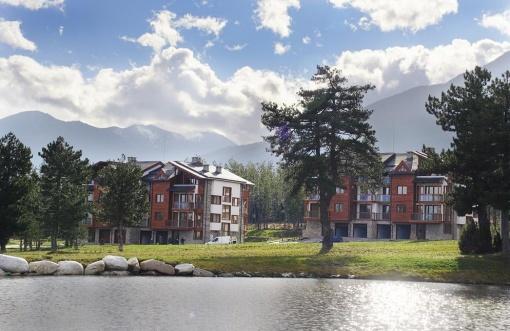 Apartament cu trei camere in Pirin Golf Club